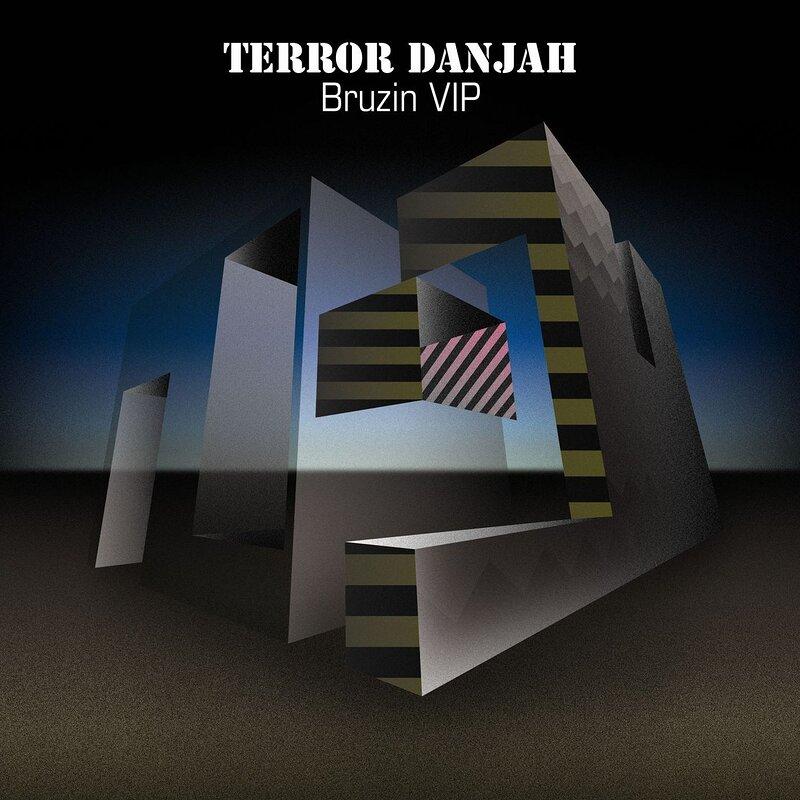 Cover art - Terror Danjah: Bruzin VIP