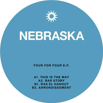 Cover art - Nebraska: Four For Four EP