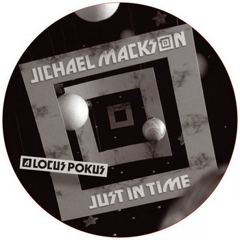 Cover art - Jichael Mackson: Just In Time