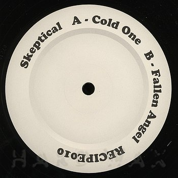 Cover art - Skeptical: Cold One
