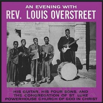 Cover art - Rev. Louis Overstreet: Rev. Louis Overstreet