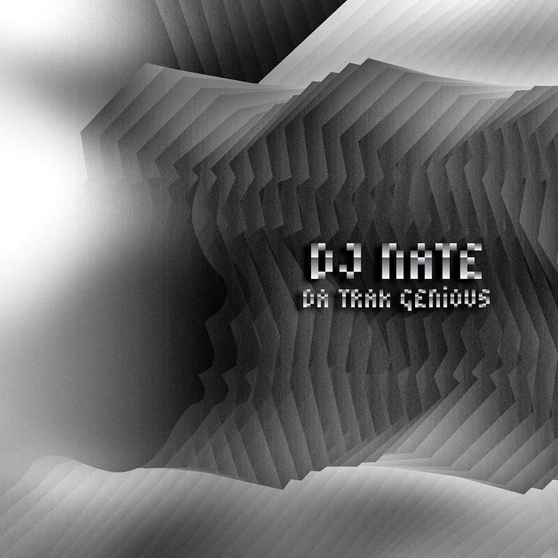 Cover art - DJ Nate: Da Trak Genious
