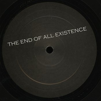 Cover art - Milton Bradley: The End Of All Existence