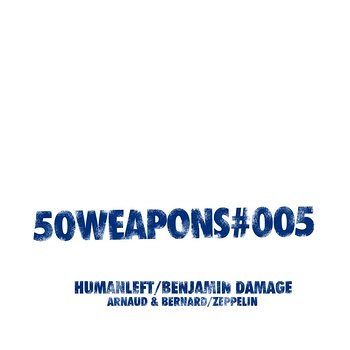 Cover art - Various Artists: 50 Weapons #005