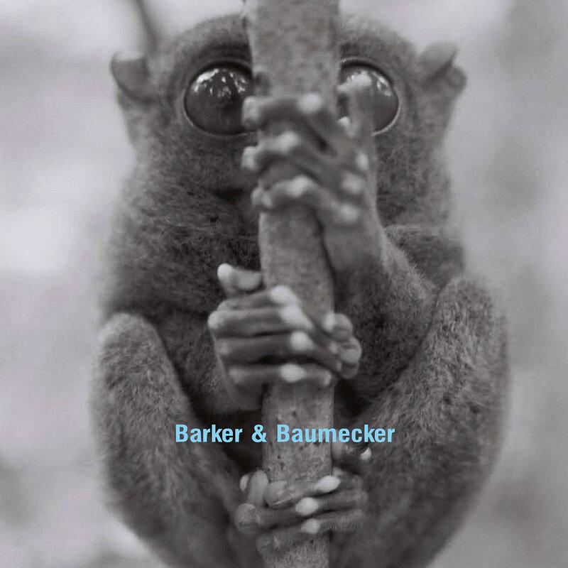 Cover art - Barker & Baumecker: Candyflip