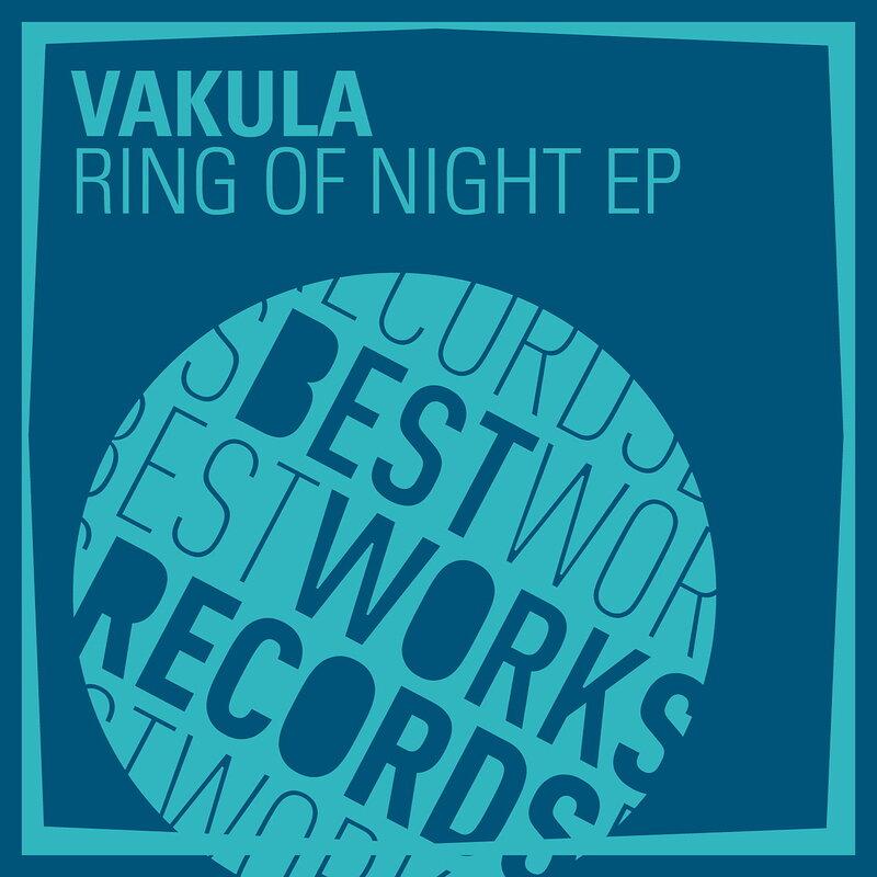 Cover art - Vakula: Ring Of Night EP