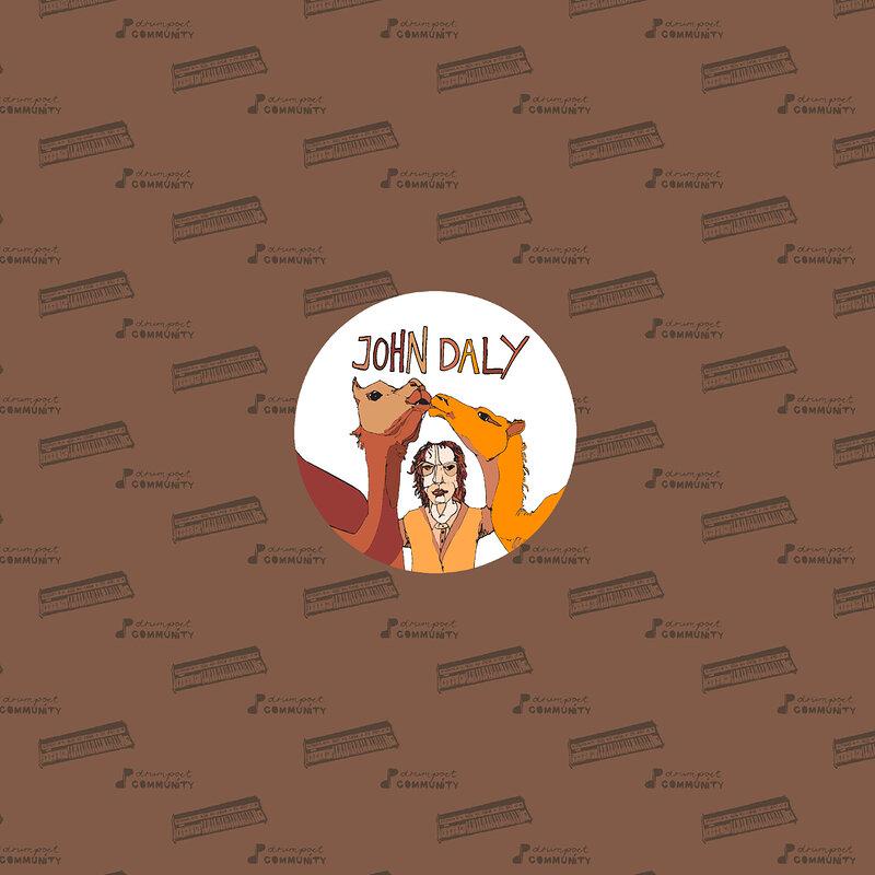 Cover art - John Daly: Big Piano