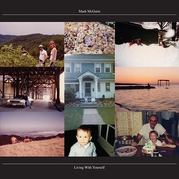 Cover art - Mark McGuire: Living With Yourself
