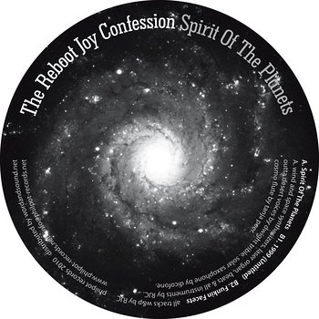 Cover art - The Reboot Joy Confession: Spirit Of The Planets