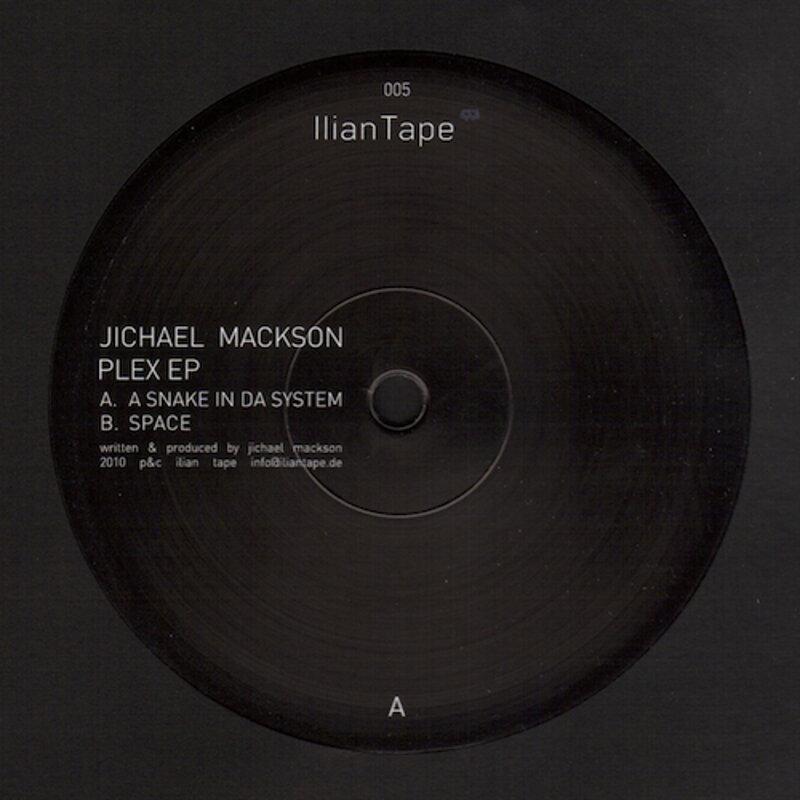 Cover art - Jichael Mackson: Plex EP