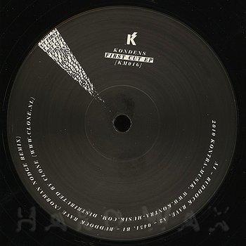 Cover art - Kondens: First Cut EP