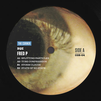 Cover art - Fred P.: BQE