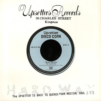 Cover art - The Upsetters: Chim Cherie