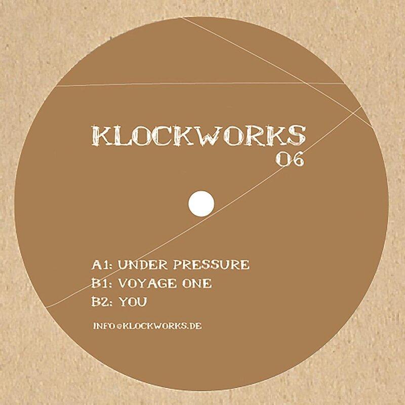 Cover art - Klockworks: Klockworks 6