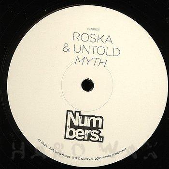 Cover art - Roska & Untold: Myth