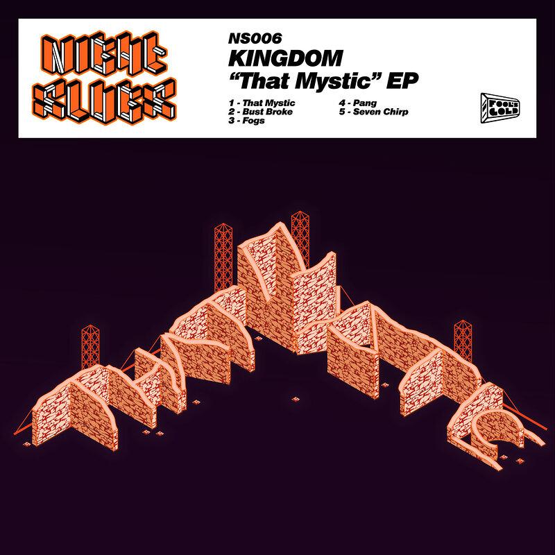 Cover art - Kingdom: That Mystic