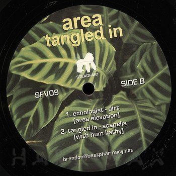 Cover art - Area Tangled In: Tangled In
