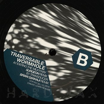 Cover art - Traversable Wormhole: The Remixes  #3