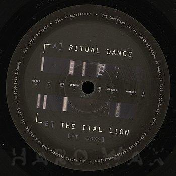 Cover art - Genotype: Ritual Dance LP