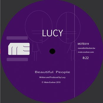 Cover art - Lucy: Beautiful People