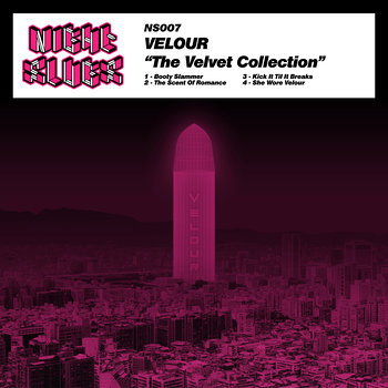 Cover art - Velour: The Velvet Collection