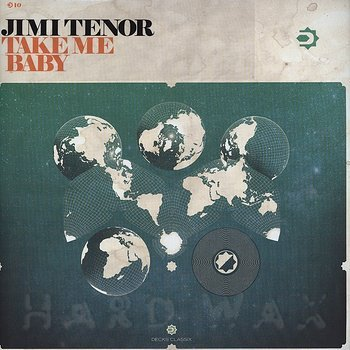 Cover art - Jimi Tenor: Take Me Baby