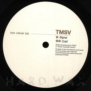 Cover art - TMSV: Signal