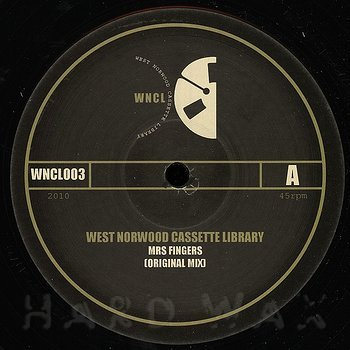 Cover art - West Norwood Casette Library: Mrs. Fingers