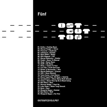Cover art - Various Artists: Fünf