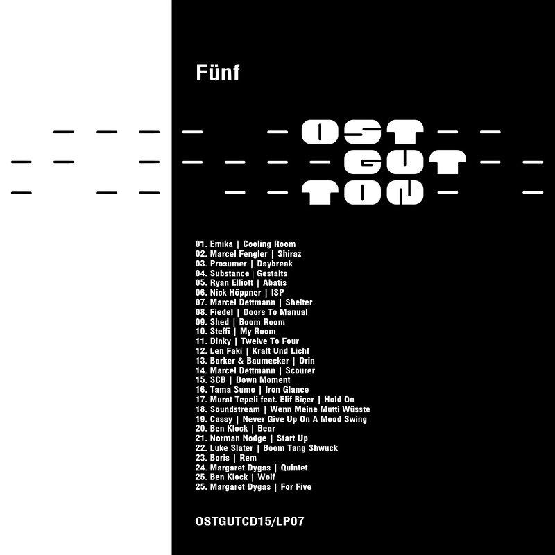 Cover art - Various Artists: Fünf