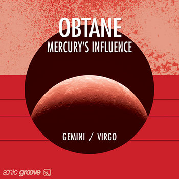 Cover art - Obtane: Mercury's Influence