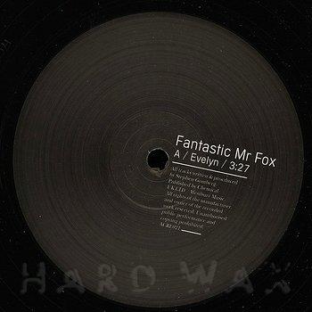 Cover art - Fantastic Mr. Fox: Evelyn EP