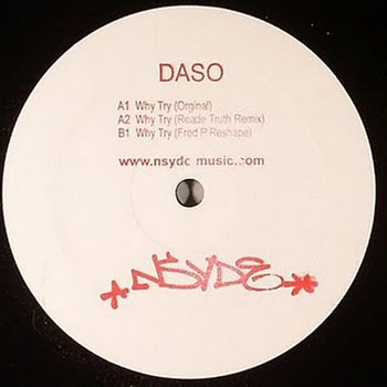 Cover art - Daso: Why Try
