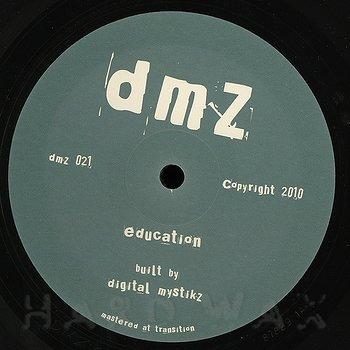 Cover art - Digital Mystikz: Education