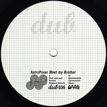 Cover art - Astroposer: Meet My Brother