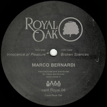 Cover art - Marco Bernardi: Innocence Of Pleasure