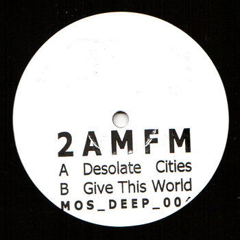 Cover art - 2 AM/FM: Desolate Cities