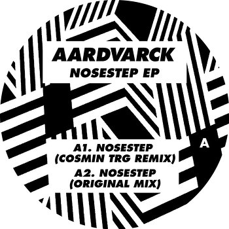 Cover art - Aardvarck: Nosestep EP