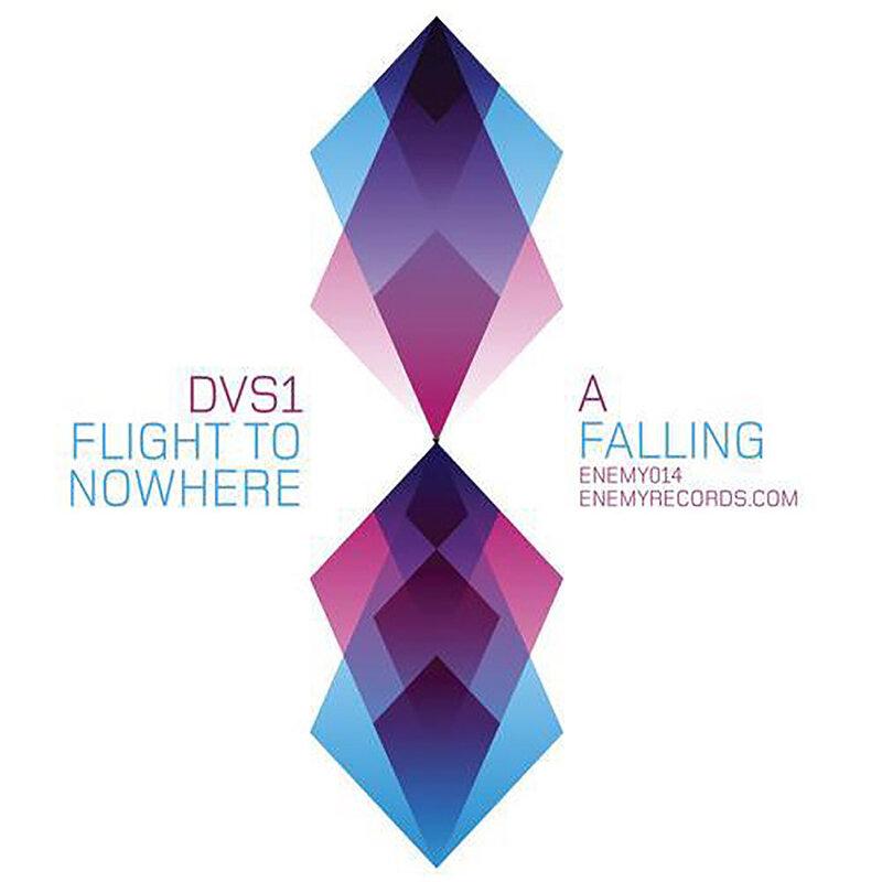 Cover art - DVS1: Flight To Nowhere