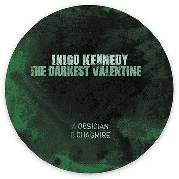 Cover art - Inigo Kennedy: The Darkest Valentine
