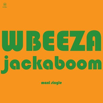 Cover art - Wbeeza: Jackaboom