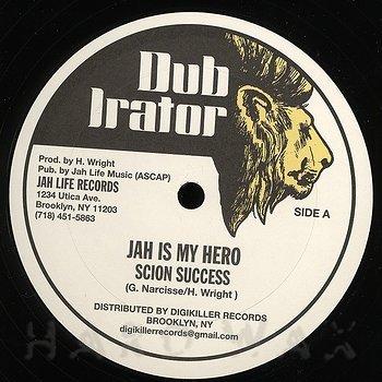 Cover art - Scion Success: Jah Is My Hero
