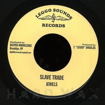 Cover art - Jewels: Slave Trade