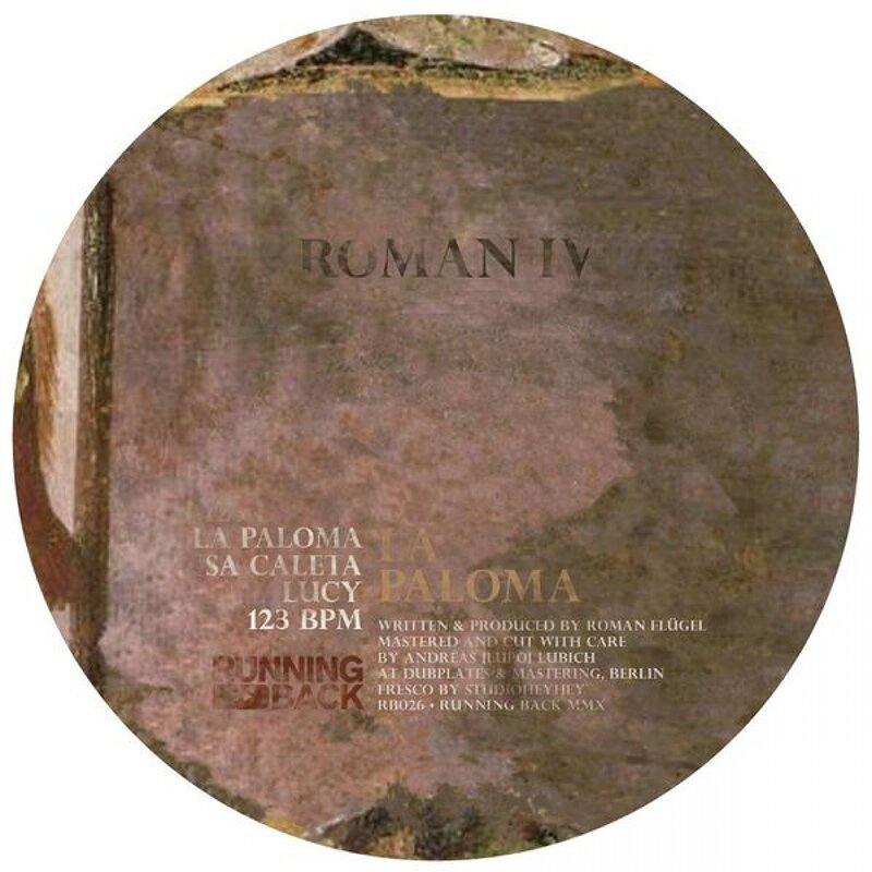 Cover art - Roman IV: La Paloma