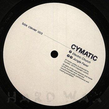 Cover art - Cymatic: Electric Church