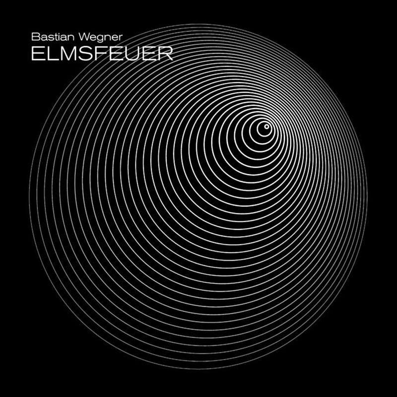 Cover art - Bastian Wegner: Elmsfeuer