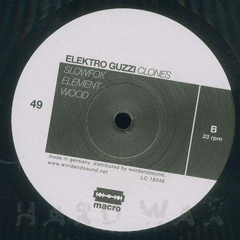 Cover art - Elektro Guzzi: Clones