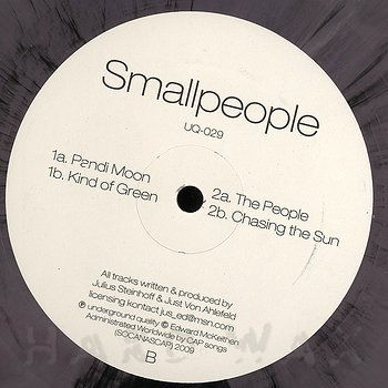 Cover art - Smallpeople: Pandi Moon