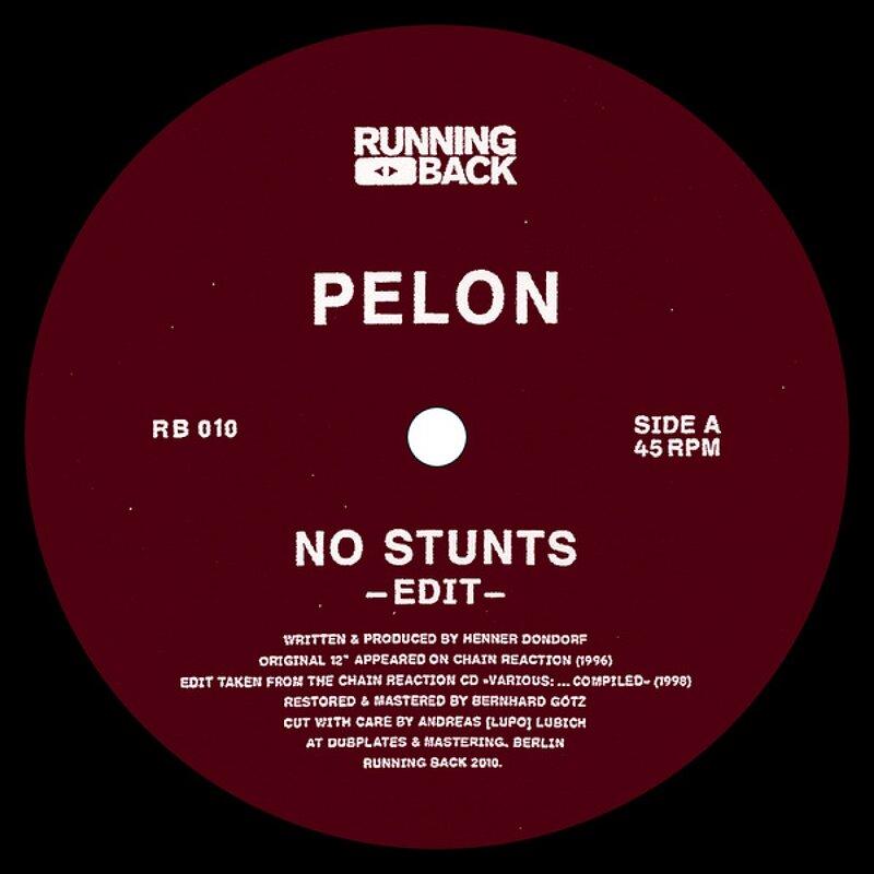 Cover art - Pelon: No Stunts