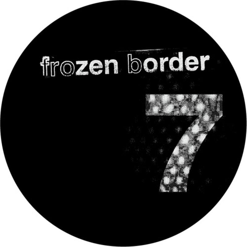 Cover art - Frozen Border: Frozen Border 07